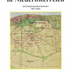 "Cover Buch ""Besitzer Bauparzellen NÖ 1817-1823"""