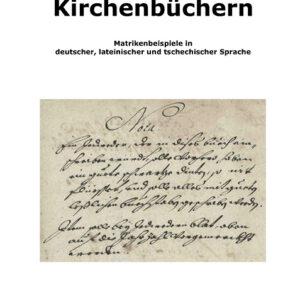"Cover Buch ""Kurrent in Kirchenbuechern"""