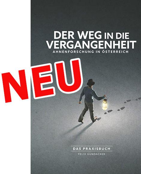 """Buchcover """"Der Weg in die Vergangenheit"""""""