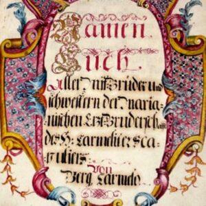 """Cover Buch """"Genealogisches Ortsverzeichnis Böhmen"""""""